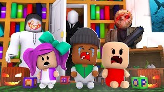 ROBLOX HORROR DAYCARE