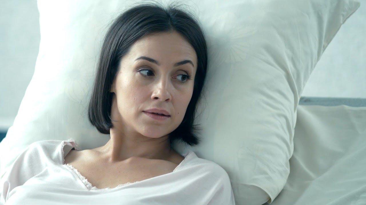 Анна - жена егеря   Русский сериал   3 серия