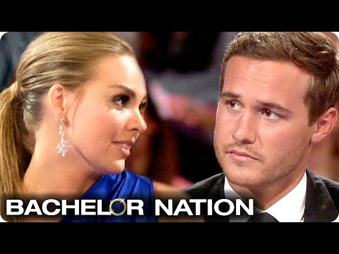 Peter's Emotional Reunion With Hannah | The Bachelorette US
