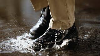 Промокает обувь   Пропитка для обуви водоотталкивающая