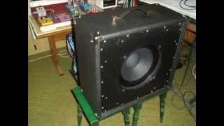 Building A Guitar Speaker Cabinet
