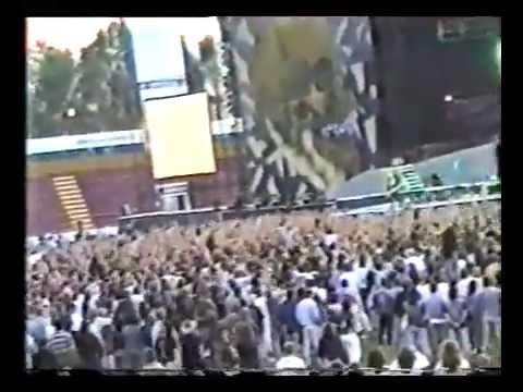 Metallica - Live in Bratislava Slovakia 06.08.1993 Incomplete show