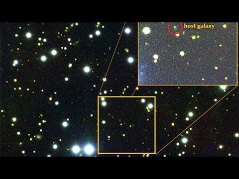 Mysterious radio signal traced to dwarf galaxy