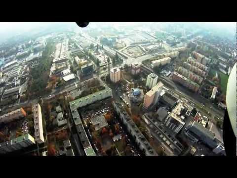 FOX flight over Slovakia with GOPRO full