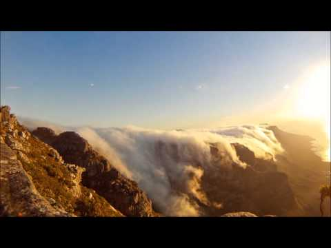 Timelapse Table Mountain Cape Town South Africa