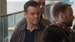 Matt Damon Pranks People By Being Jason Bourne In Real Life