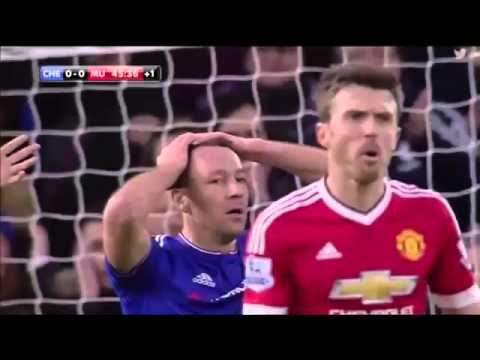 CHELSEA VS MANCHESTER UNITED 1-1|  HIGHLIGHTS  (ENGLISH COMMENTARY)  07-02-2016 HD