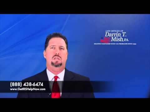 Tampa IRS Tax Attorney Explains IRS Problem Solutions - YouTube