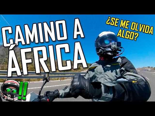 PREPARANDO VIAJE ÉPICO - Un TÉ en ÁFRICA #1