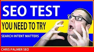 SEO Test to Experiment With in 2020