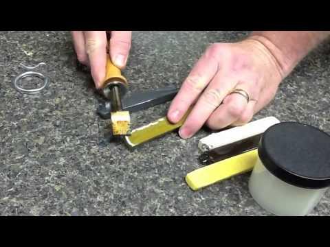 Finish Repair BurnIn Stick Repair on High Pressure