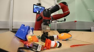 Vestri the robot imagines how to perform tasks