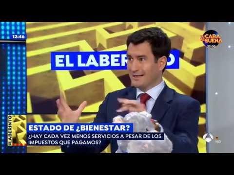 Intervención de Pablo Gimeno en Espejo Público