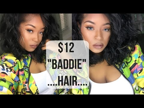$12 BADDIE HAIR! FT OUTRÉ JEWELRY