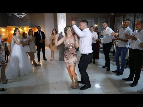 Свадебный танцевальный батл.