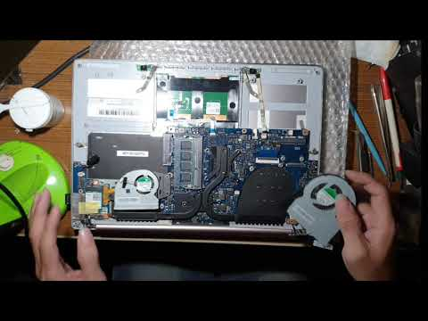 華碩 ASUS  UX303L  介紹 disassembly