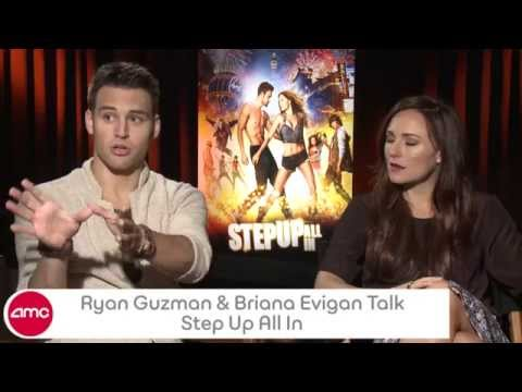 Ryan Guzman and Briana Evigan Chat STEP UP ALL IN with AMC  AMC Movie