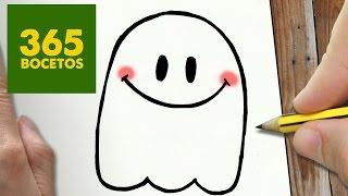 Como Dibujar Muslo De Pollo Kawaii Paso A Paso Dibujos Kawaii