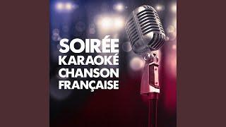 Belle-Île-en-Mer, Marie-Galante (Karaoké Playback avec choeurs) (Rendu célèbre par Laurent...