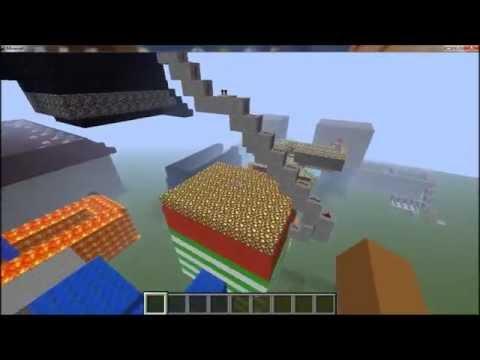 New* minecraft restaurant tycoon! Minecraft custom map! (build.