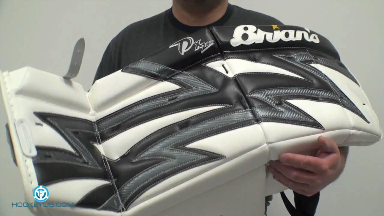 Brians Dx2 Pro Goalie Pads Review