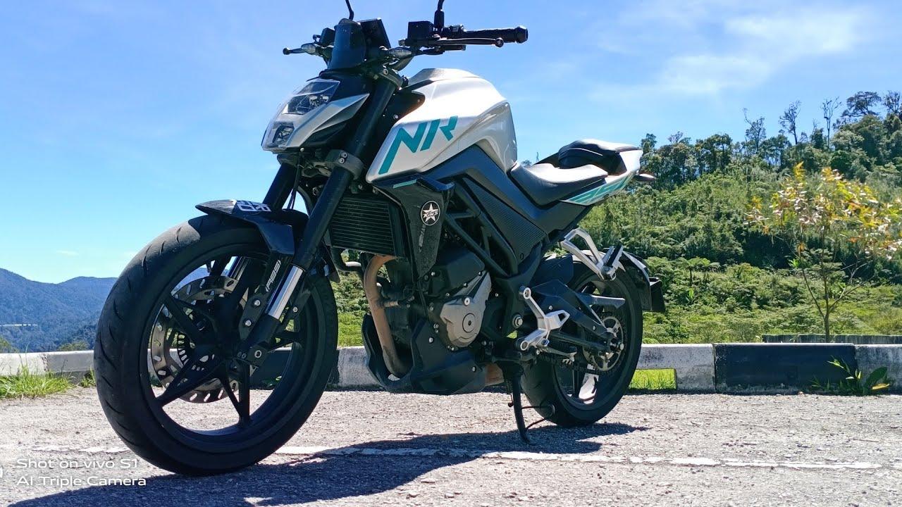 Cf Moto Nk 250 - U$S 3.000 en Mercado Libre