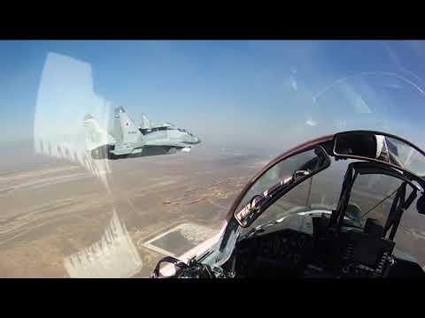 Отработка группового авиаудара