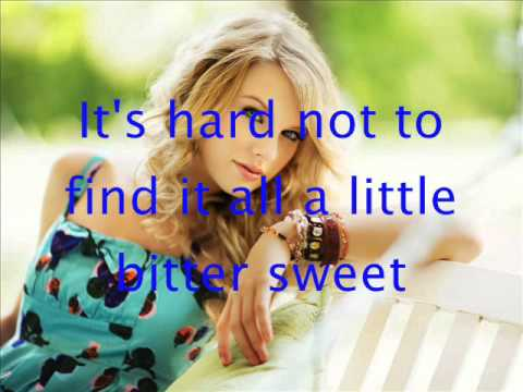 Taylor Swift Tim McGraw (Lyrics)