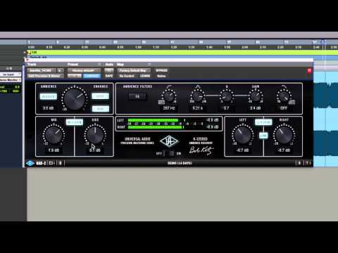 UAD Bob Katz Precision K Ambience Recovery Plug-In - Extended Video Review