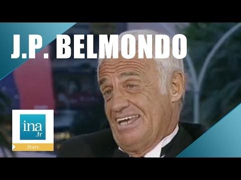 Jean-Paul Belmondo et Gérard Oury à Cannes | Archive INA