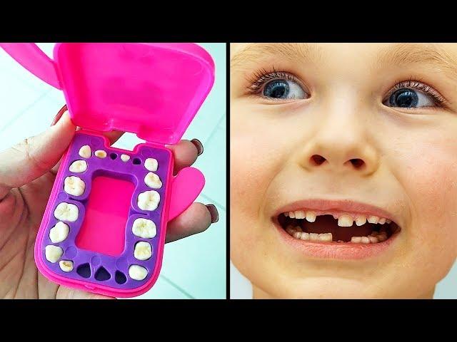 Por qué todos deberían guardar sus dientes de leche