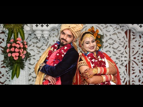 JAG GHOOMYA THAARE JAISA NA KOI | Best Wedding Highlight | Bunty & Khusbu | Studio Sumit |