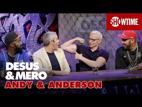 Anderson Cooper & Andy Cohen Debate on Dominican Republic | Extended Interview | DESUS & MERO