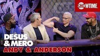 Anderson Cooper & Andy Cohen Debate on Dominican Republic | Extended Interview | DESUS & MERO