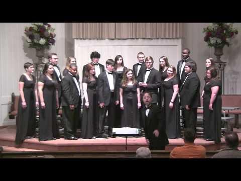 20150108 Faulkner University Choir