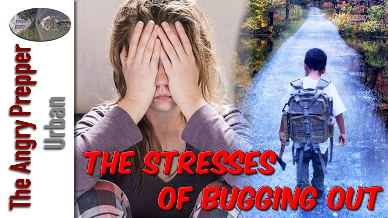 The Stresses Of Bugging Out