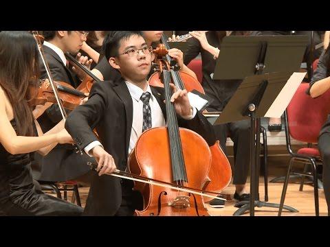 Elgar - Cello Concerto (Brian Kuo)
