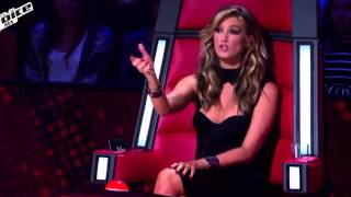 The Voice Australia 2015 - Sarah Valentine vs Amber Nichols - Shake It Out  - Battle Performance