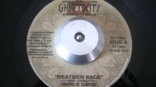 Prince David  - Heathen Rage
