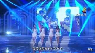 스카프(SKARF) - 真善美/Oh! Dance 《戏剧情牵30》20121118 (Eng Subbed)