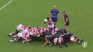 Japan score sensational try at World Rugby U20 Championship