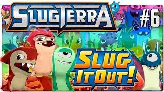SLUGTERRA / BAJOTERRA | SLUG IT OUT | ESPAÑOL | EP 6 | Nuevo Equipo | CAPÍTULO 7 HISTORIA