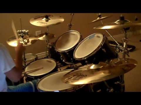 Jason Aldean - Crazy Town Drum Cover