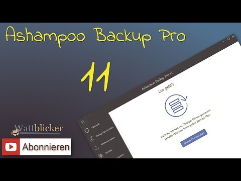 Ashampoo Backup Pro 11 - Review