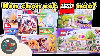 LEGO sets suitable for beginners in early 2021 ToyStation 565