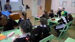 Урок по технологии в 5 классе Моделирования фартука девочки