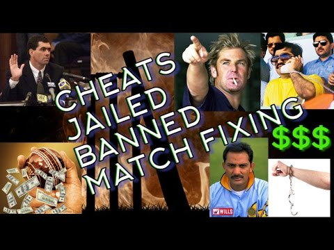 THE MATCH FIXING SAGA of 2000 - MOST INFAMOUS CRICKET SCANDAL