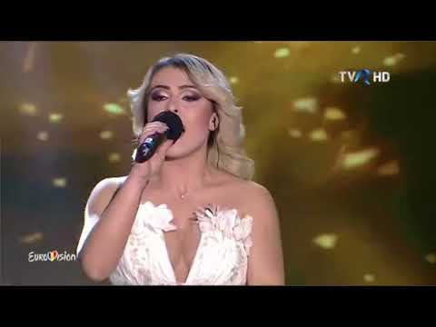 Hellen- From Underneath (Live) | Semifinala Eurovision Romania 2018