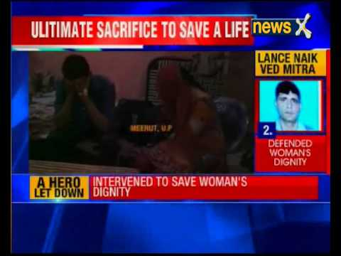 Armyman beaten to death for trying to stop men from harassing girl in Meerut