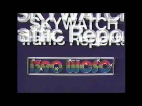 WCSC Radio Spots - Late 70s-Early 80s